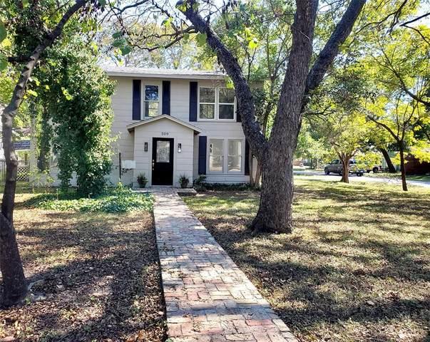509 W Crockett Street, Ennis, TX 75119 (MLS #14687555) :: Jones-Papadopoulos & Co