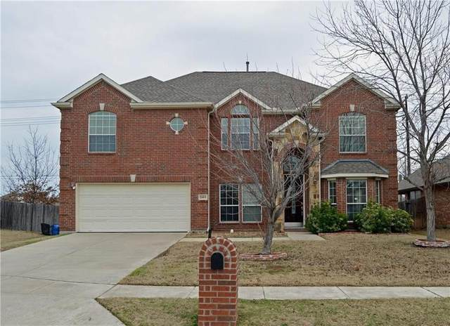 2461 Marble Canyon Drive, Little Elm, TX 75068 (MLS #14687582) :: The Star Team | Rogers Healy and Associates