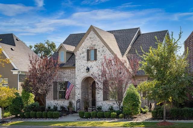 2017 Tremont Boulevard, Mckinney, TX 75071 (MLS #14687643) :: 1st Choice Realty