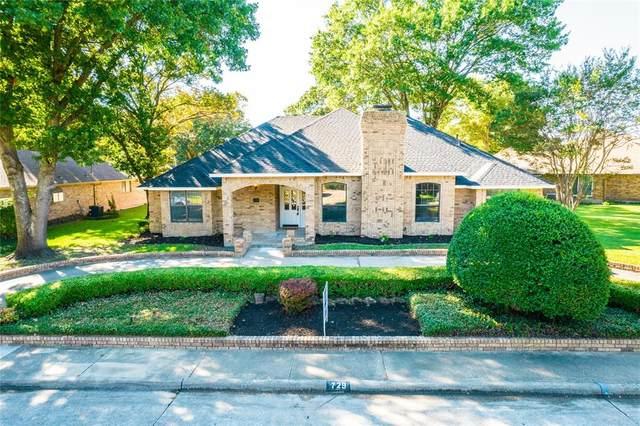 729 Arbor Creek Drive, Desoto, TX 75115 (MLS #14687648) :: Lisa Birdsong Group   Compass