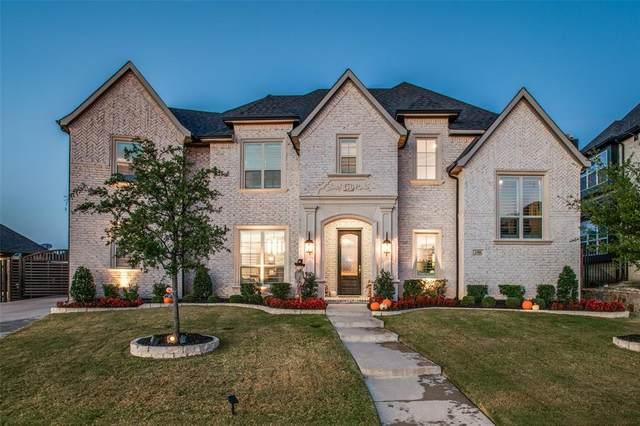 1380 Buckskin Trail, Prosper, TX 75078 (MLS #14687693) :: Frankie Arthur Real Estate