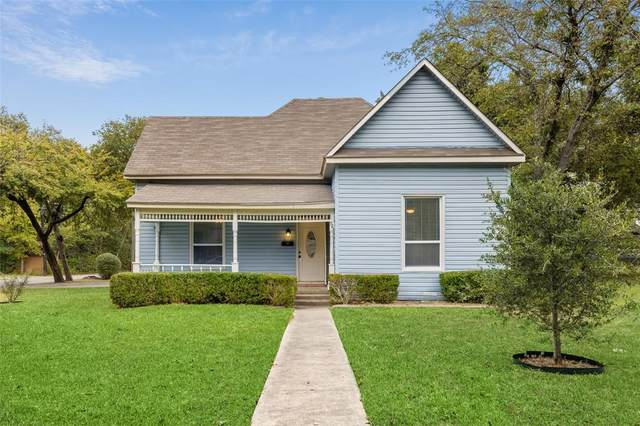923 F Avenue W, Garland, TX 75040 (MLS #14687724) :: Front Real Estate Co.