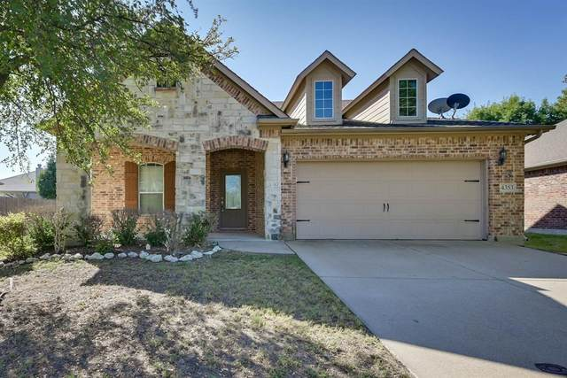 4353 Red Clover Lane, Crowley, TX 76036 (MLS #14687725) :: Frankie Arthur Real Estate