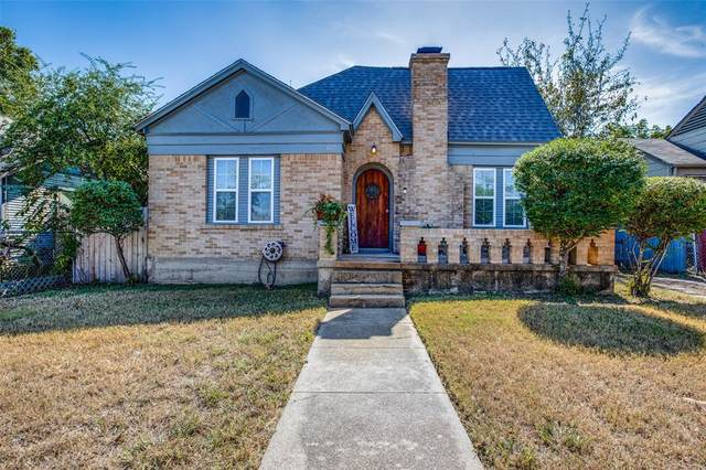 3612 Avenue G, Fort Worth, TX 76105 (MLS #14687735) :: Epic Direct Realty