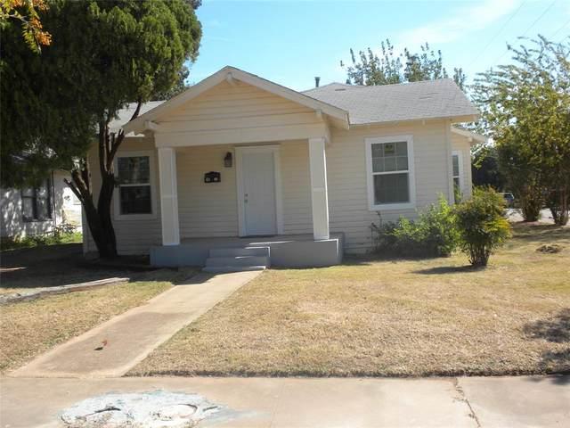 2013 Taft Street, Wichita Falls, TX 76309 (MLS #14687752) :: Lisa Birdsong Group | Compass