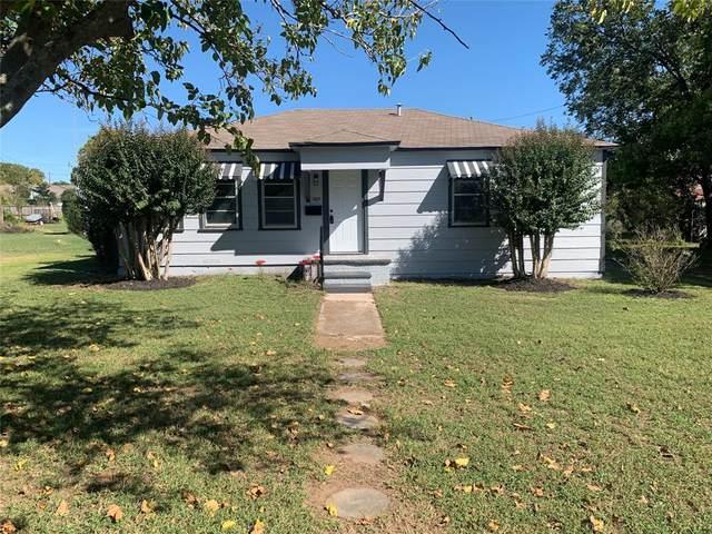 307 8th Street, Nocona, TX 76255 (MLS #14687789) :: Trinity Premier Properties