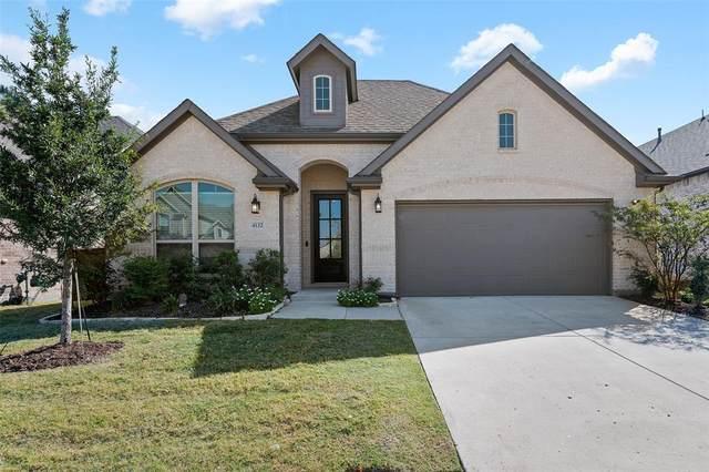 4132 Starlight Creek Lane, Celina, TX 75009 (MLS #14687796) :: The Good Home Team