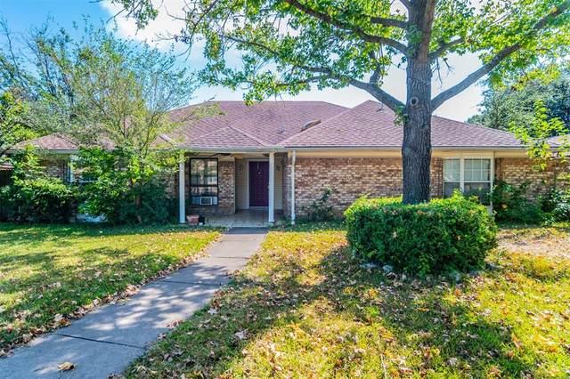 7105 Sparrow Point, Fort Worth, TX 76133 (MLS #14687817) :: Trinity Premier Properties