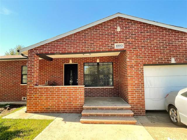 1803 Dale Place, Irving, TX 75061 (MLS #14687827) :: Epic Direct Realty