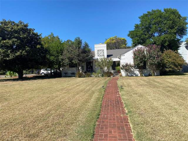 5140 Crown Road, Fort Worth, TX 76114 (MLS #14687834) :: Epic Direct Realty