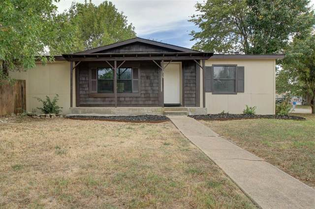 1316 Wood Drive, Mansfield, TX 76063 (MLS #14687876) :: Real Estate By Design