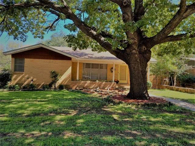 3506 3rd Street, Brownwood, TX 76801 (MLS #14687882) :: Trinity Premier Properties
