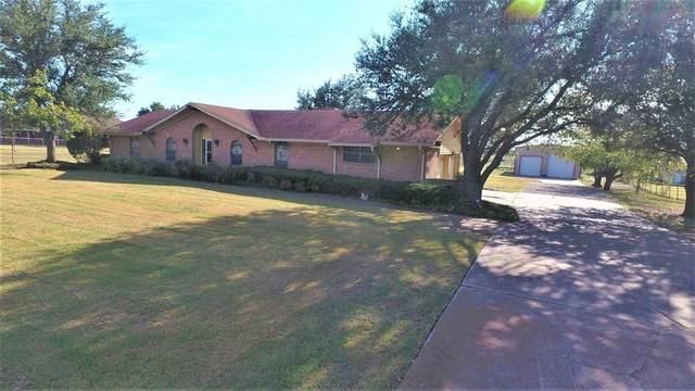 2303 County Road 4106, Kaufman, TX 75142 (MLS #14687885) :: Jones-Papadopoulos & Co