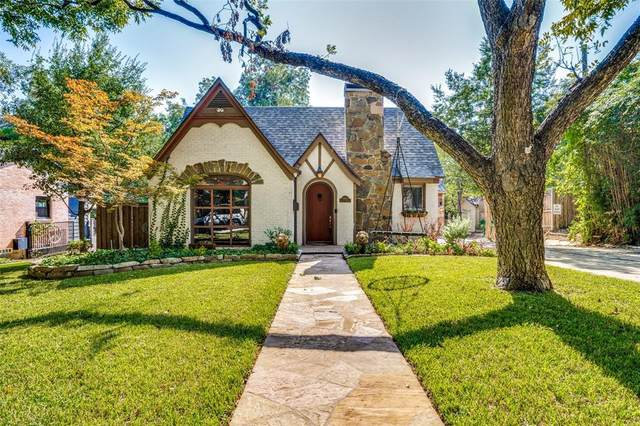 6914 Patricia Avenue, Dallas, TX 75223 (MLS #14687894) :: The Star Team | Rogers Healy and Associates