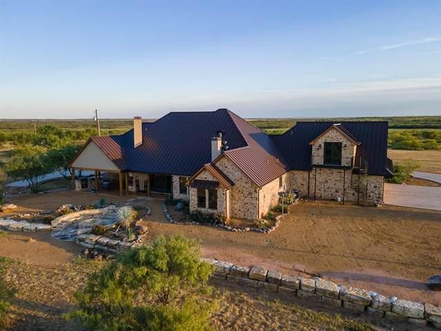 3030 Turner Rd. Road, Megargel, TX 76370 (MLS #14687900) :: Real Estate By Design
