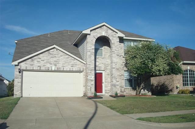 3340 Chapel Ridge Way, Fort Worth, TX 76116 (MLS #14687904) :: The Star Team | Rogers Healy and Associates