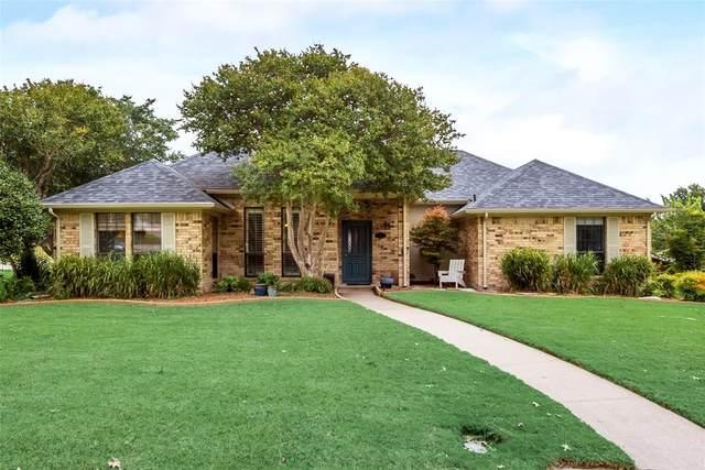 114 Highcrest Lane, Rockwall, TX 75087 (MLS #14687948) :: Real Estate By Design