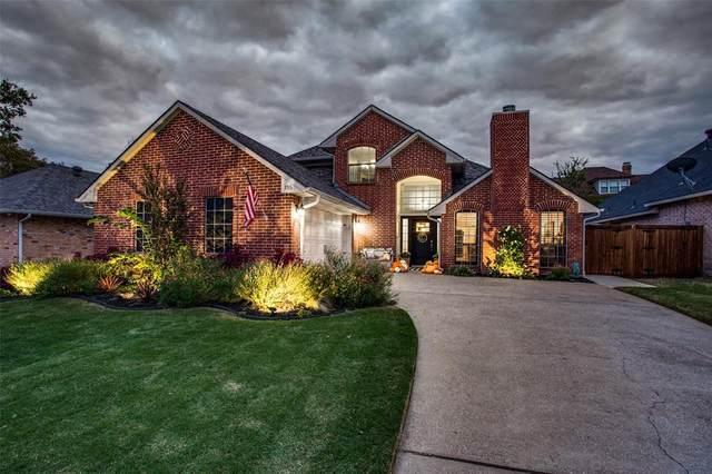 196 Jacob Crossing, Rockwall, TX 75087 (MLS #14687970) :: Premier Properties Group