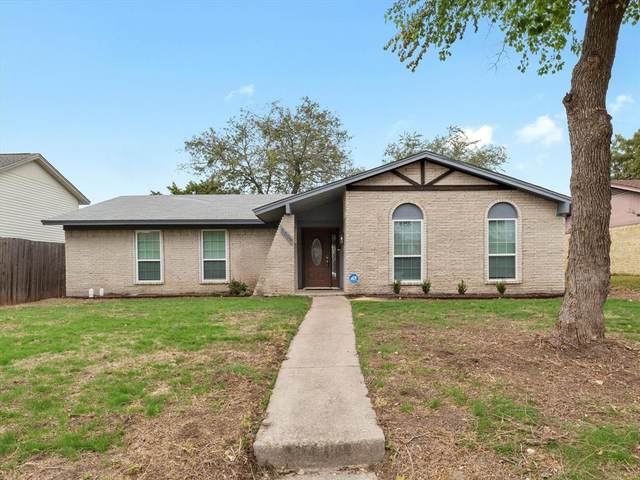 2006 Clearfield Circle, Richardson, TX 75081 (MLS #14688002) :: Trinity Premier Properties