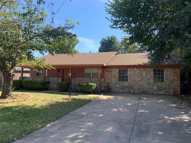 813 Edna Drive, Everman, TX 76140 (MLS #14688003) :: Lisa Birdsong Group | Compass