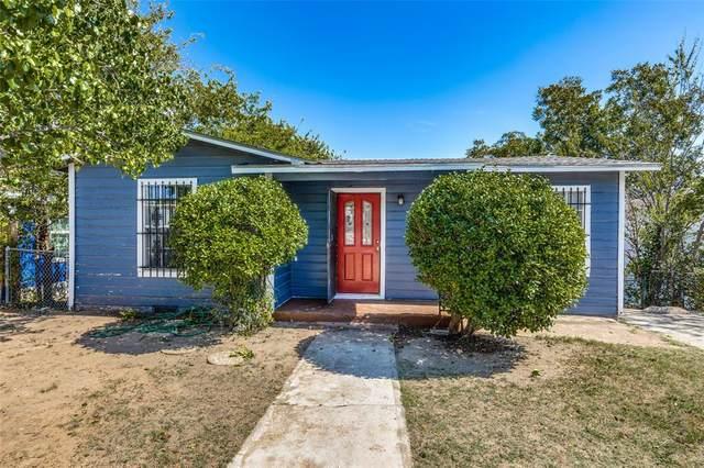 2316 Lee Avenue, Fort Worth, TX 76164 (MLS #14688024) :: Craig Properties Group