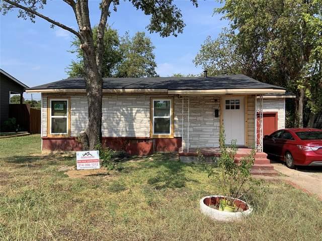 1716 Ransom Terrace, Fort Worth, TX 76112 (MLS #14688028) :: Jones-Papadopoulos & Co