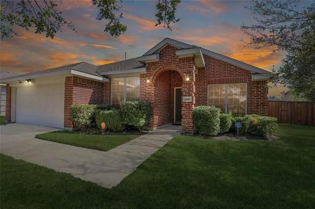2860 Shelduck Drive, Mesquite, TX 75181 (MLS #14688050) :: Front Real Estate Co.