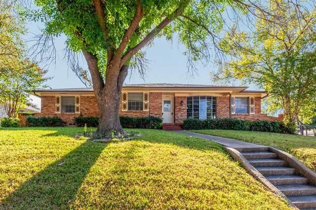 4804 Ashbrook Road, Dallas, TX 75227 (MLS #14688063) :: Frankie Arthur Real Estate
