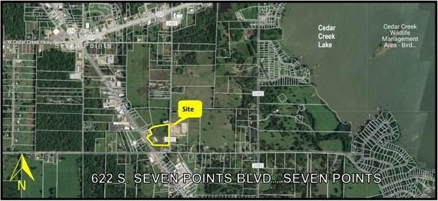 622 S Seven Points Drive, Kemp, TX 75143 (MLS #14688150) :: The Krissy Mireles Team