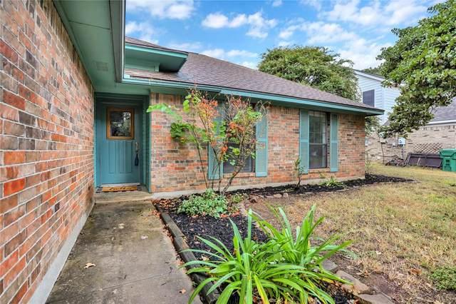 2307 Longmeadow Street, Denton, TX 76209 (MLS #14688158) :: Trinity Premier Properties