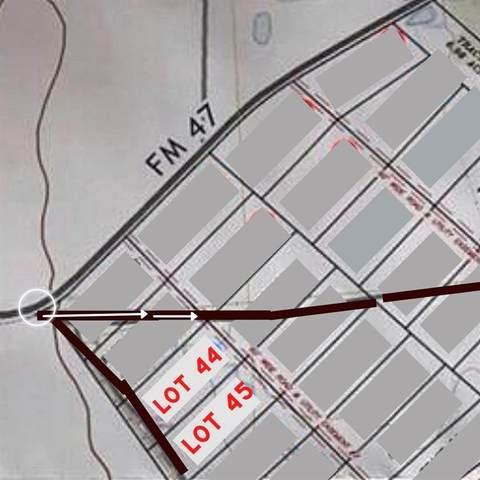Lot 45 Fm 47, Wills Point, TX 75169 (MLS #14688161) :: Trinity Premier Properties