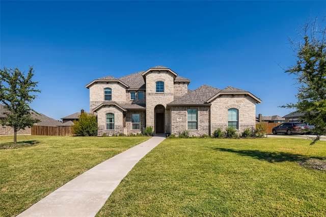 166 Hackney Drive, Waxahachie, TX 75165 (MLS #14688162) :: Lisa Birdsong Group | Compass
