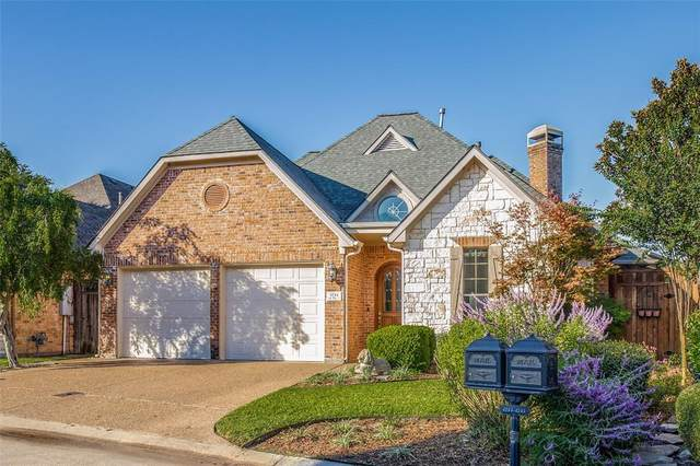 4244 Oak Park Court, Fort Worth, TX 76109 (MLS #14688206) :: The Russell-Rose Team