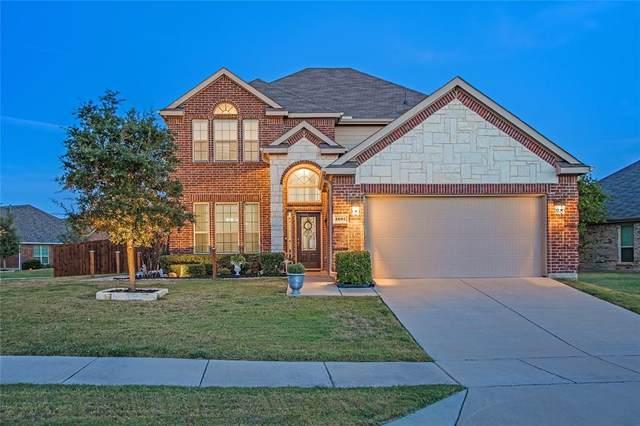1401 Christina Creek Drive, Little Elm, TX 75068 (MLS #14688207) :: Epic Direct Realty