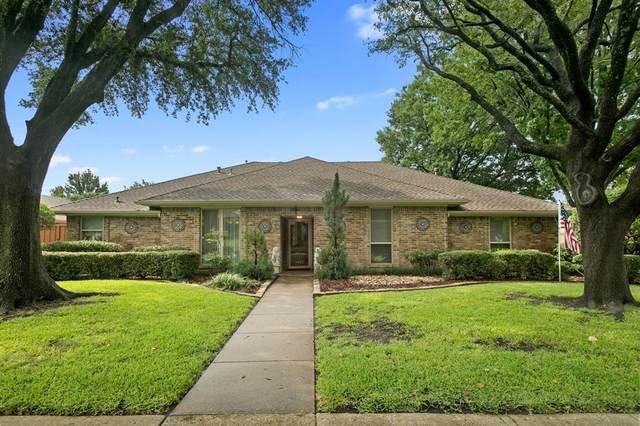 4000 Camino Drive, Plano, TX 75074 (MLS #14688232) :: Trinity Premier Properties