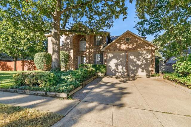 7841 Ember Oaks Drive, North Richland Hills, TX 76182 (MLS #14688239) :: 1st Choice Realty
