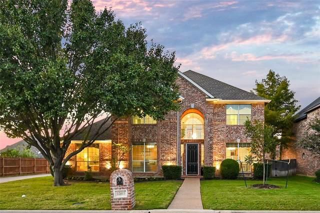 2503 Greenbriar Drive, Mansfield, TX 76063 (MLS #14688247) :: The Tierny Jordan Network