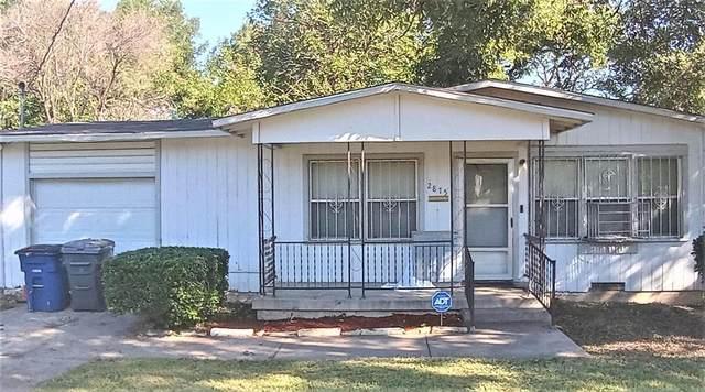 2875 56th Street, Dallas, TX 75241 (MLS #14688254) :: Jones-Papadopoulos & Co