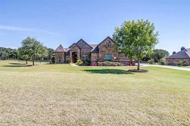 137 Mill Crossing Lane, Springtown, TX 76082 (MLS #14688258) :: Trinity Premier Properties