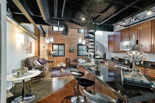 3110 Thomas Avenue #136, Dallas, TX 75204 (MLS #14688275) :: Robbins Real Estate Group