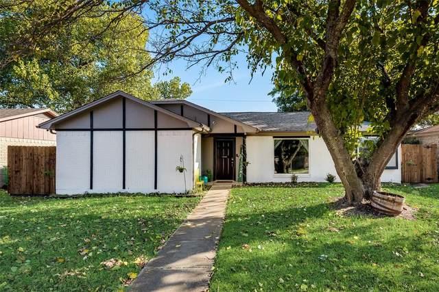 105 Amy Drive, Crandall, TX 75114 (MLS #14688283) :: The Krissy Mireles Team