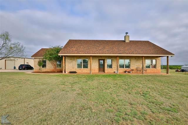 7690 Spinks Road, Abilene, TX 79603 (MLS #14688285) :: Jones-Papadopoulos & Co