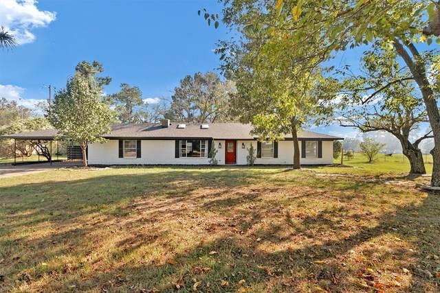2316 W Fm 2795, Emory, TX 75440 (MLS #14688293) :: Trinity Premier Properties