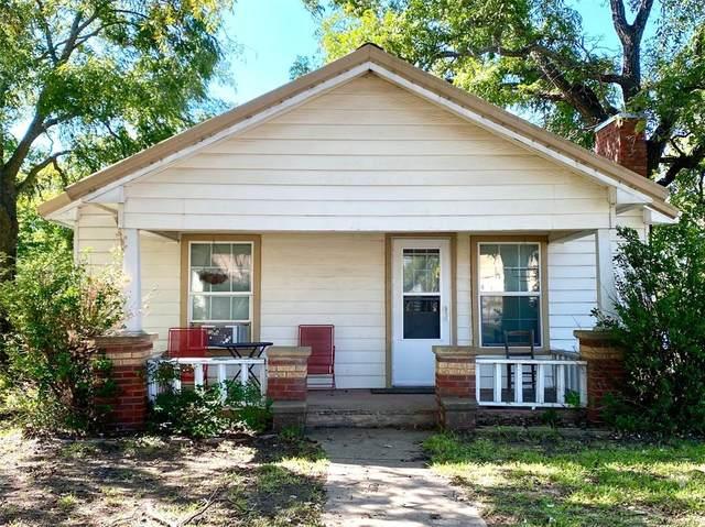 641 N Main Street, Cross Plains, TX 76443 (MLS #14688312) :: Trinity Premier Properties