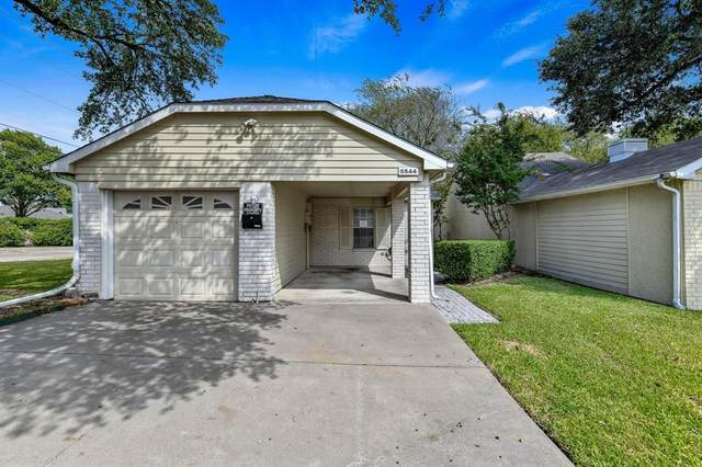 5544 Club Crest Drive, Mesquite, TX 75150 (MLS #14688320) :: Real Estate By Design