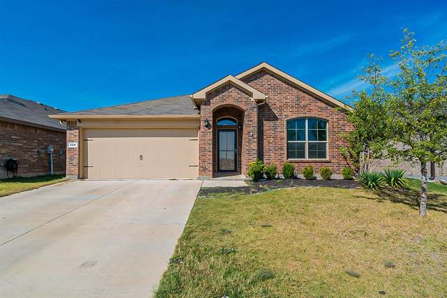 324 Foxhunter Street, Fort Worth, TX 76131 (MLS #14688327) :: Epic Direct Realty