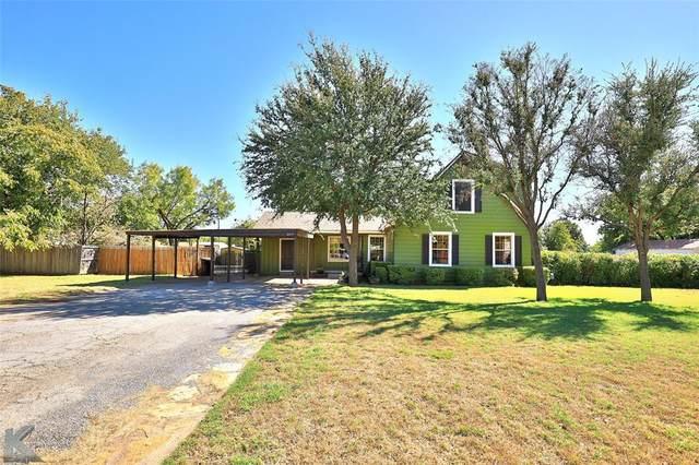2217 Highland Avenue, Abilene, TX 79605 (MLS #14688330) :: Lisa Birdsong Group | Compass