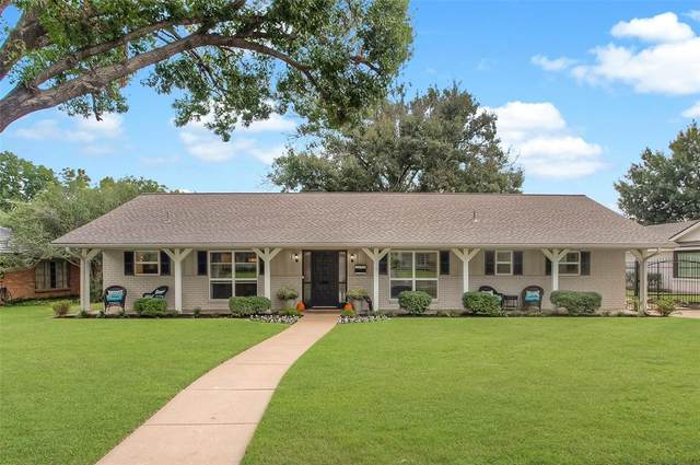 4529 Cloudview Road, Fort Worth, TX 76109 (MLS #14688340) :: The Russell-Rose Team