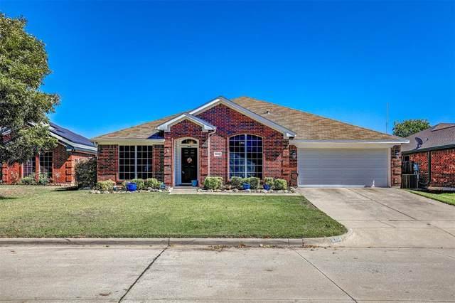 8158 Jolie Drive, Fort Worth, TX 76137 (MLS #14688342) :: Trinity Premier Properties