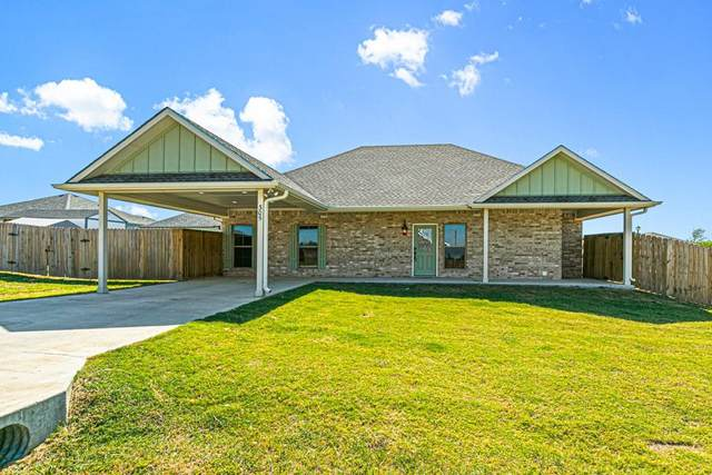305 Rike Road, Mabank, TX 75147 (MLS #14688346) :: The Star Team | Rogers Healy and Associates